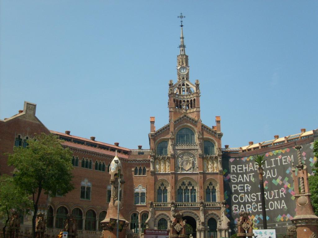 szpital Barcelona